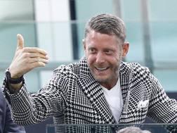 Lapo Edovard Elkann, 38 anni, azionista di Exor e tifoso della Juventus. LaPresse
