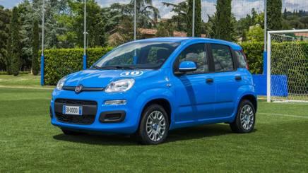 La Fiat Pandazzurri