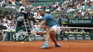 Rafa Nadal, 29 anni. 6-3 6-0 6-3 Ap