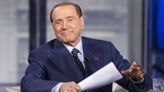 Silvio Berlusconi, 79 anni. Ansa