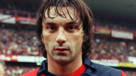Gianluca Signorini, capitano del Genoa nei primi Anni 90. Ansa
