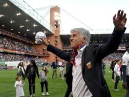 Gian Piero Gasperini, 58 anni. LaPresse