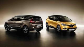 La nuova Renault Grande Scenic a confronto con la Scenic