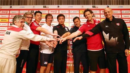 Gli 8 allenatori in campo a Tokyo