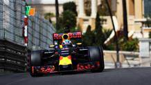 Daniel Ricciardo, tre vittorie in carriera. Getty