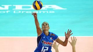 Francesca Piccinini, 37 anni
