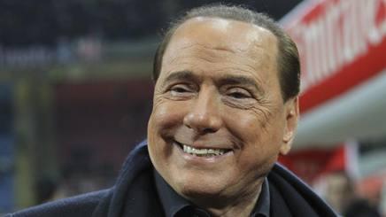 Silvio Berlusconi, 79 anni, alla guida del Milan dal 1986. Getty Images