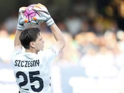 Wojciech Szczęsny, 26 anni. Lapresse