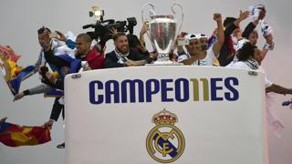 La Undecima a Madrid, delirio per 30 mila