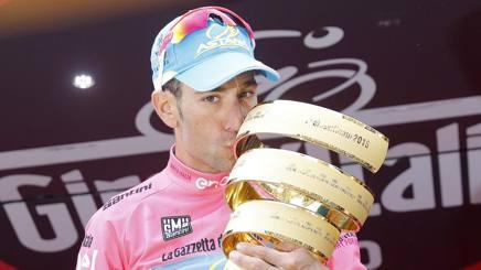 Vincenzo Nibali, 31 anni. Afp
