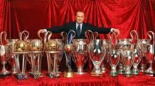 Silvio Berlusconi, presidente del Milan.