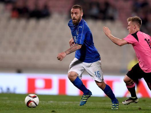Daniele De Rossi, 32 anni. Getty