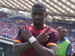 Antonio R�diger, 23 anni. nazionale tedesco: la Roma lo ha preso dallo Stoccarda. LaPresse