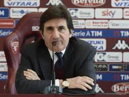 Urbano Cairo, 59 anni, presidente del Torino. LaPresse