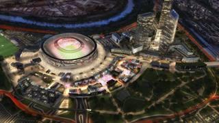 Ecco il nuovo stadio della Roma