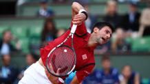 Novak Djokovic, 29 anni GETTY