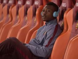 Abdullahi Nura, 19 anni: prima stagione alla Roma, arrivando in prima squadra dopo tre mesi in Primavera. LaPresse