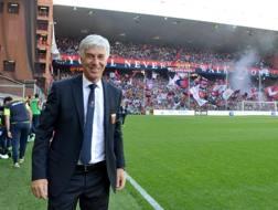 Gian Piero Gasperini, 58 anni. Ansa