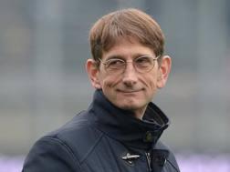 Luca Campedelli, 47 anni, presidente Chievo. LaPresse