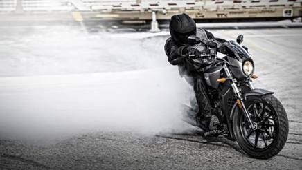 La Victory Octane � una muscle bike statunitense