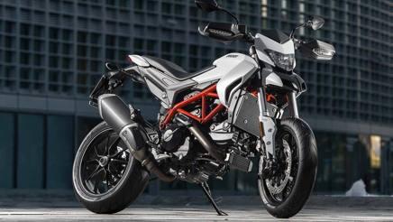 La nuova Ducati Hypermotard
