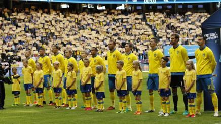 La formazione della Svezia. Reuters