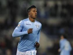 L'attaccante della Lazio Keita, 21 anni. LaPresse