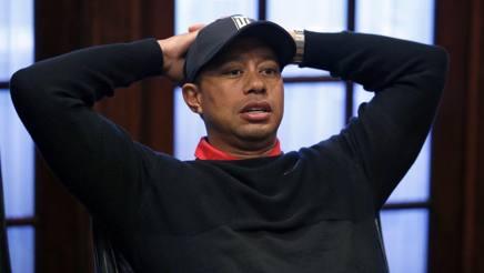 Tiger Woods, 40 anni. Ap