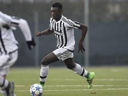 Moises Kean, 16 anni, tre gol nelle finali Allievi. LaPresse