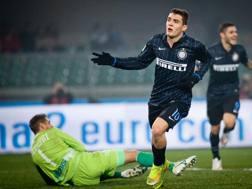 L'ex centrocampista dell'Inter Mateo Kovacic. LaPresse