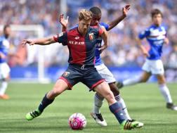 Cristian Ansaldi, 29 anni, ex Zenit, � stato appena riscattato dal Genoa per 4 milioni. Ansa
