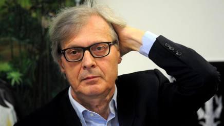 Vittorio Sgarbi, 64 anni. Ansa