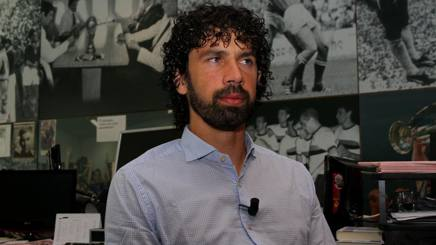 Damiano Tommasi, 42 anni. Plpress