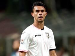 Giancarlo Gonzalez Castro, 28 anni, difensore costaricano del Palermo. Forte