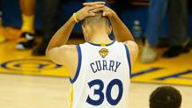 Steph Curry. Afp