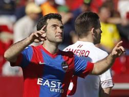 Giuseppe Rossi, 29 anni, attaccante della Fiorentina. Epa