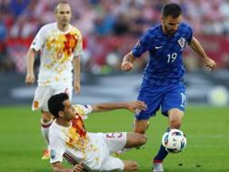 Il croato Milan Badelj, 27 anni. Getty