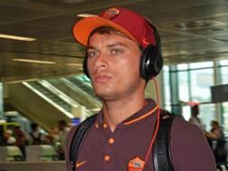 Adem Ljajic, classe 1991, rientrato alla Roma dal prestito all'Inter: andr� al Torino. Ansa