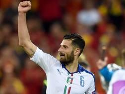 Antonio Candreva, 29 anni, centrocampista della Lazio e della Nazionale. Getty Images