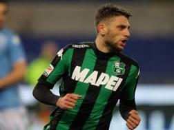 Domenico Berardi, 21 anni, attaccante del Sassuolo. Getty Images