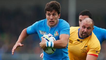 Tommaso Allan . Getty