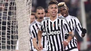 L'attaccante della Juventus Paulo Dybala, 22 anni. LaPresse