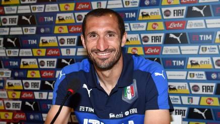 Giorgio Chiellini, 31 anni. Getty