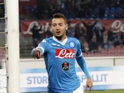 Omar El Kaddouri, 25 anni, centrocampista offensiva del Napoli. Getty