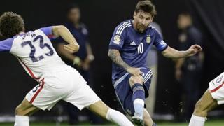 Leo Messi. Ap