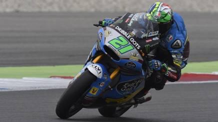 Franco Morbidelli, podio ad Assen in Moto2. Getty