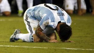 Leo Messi. Epa