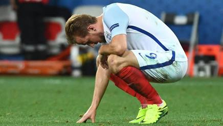 Harry Kane, 22 anni, attaccante dell'Inghilterra. Afp