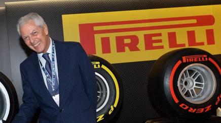 Marco Tronchetti Provera, a.d. Pirelli. Ansa