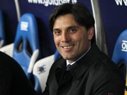 Vincenzo Montella, 42 anni, allenatore della Sampdoria. LaPresse